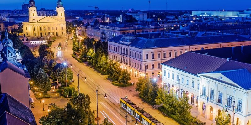 Debrecen villamos