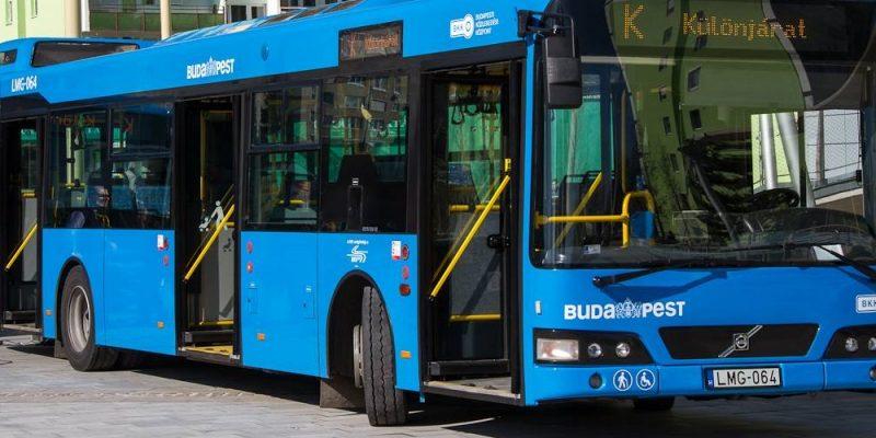 bkk busz
